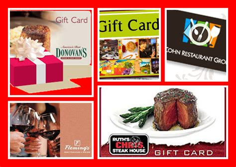 Cohn Restaurant Gift Card - gift ideas for realtors representing home sellers real estate client gifts closing
