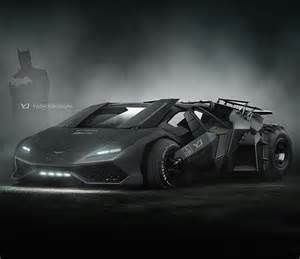 Batman Begins Lamborghini What The Lamborghini Huracan Would Look Like As The Batman