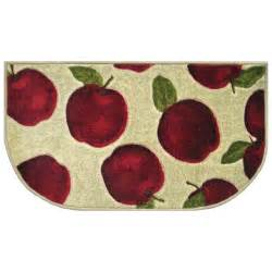 Apple Kitchen Rugs Better Homes And Gardens Apple Kitchen Rug Walmart