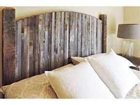 farmhouse style arched bed barn wood headboard w