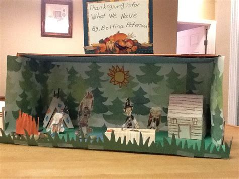 diorama book report 17 best images about reading fair on faith