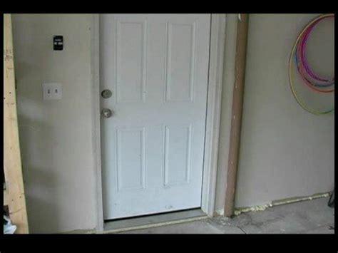 Interior Garage Entry Door How To Replace A Garage Entry Door Identifying Problems With Garage Entry Doors
