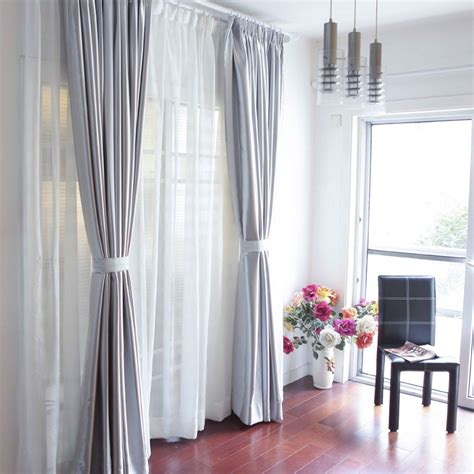contemporary drapery panels amazing contemporary curtains for living room all