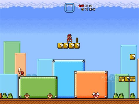 mario games free download full version for laptop super mario bros x full version pc game free download