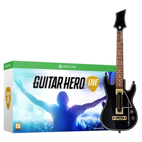 guitar tutorial xbox guitar hero live xbox one
