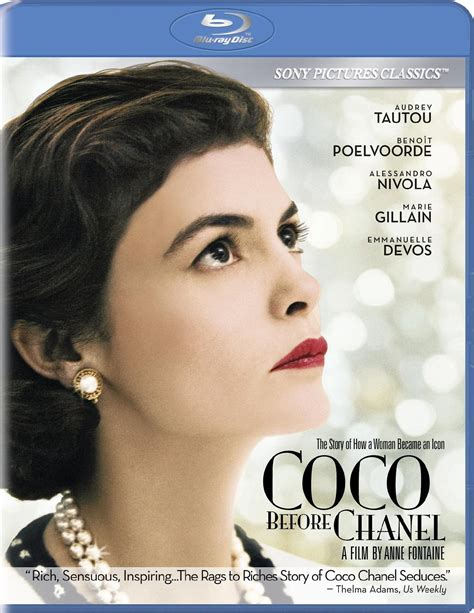 biography coco chanel lifetime coco before chanel 2009 720p bluray x264 dts wiki high