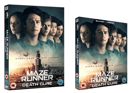 maze runner film uk release date maze runner the death cure blu ray dvd release date and