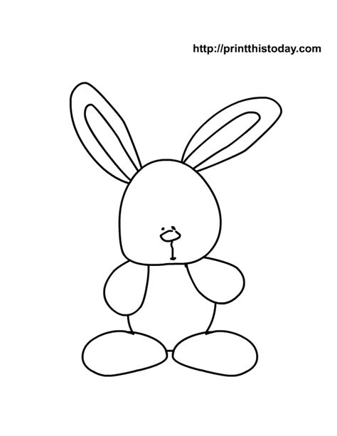 coloring pages easter bunny face easter bunny face coloring pages thefairs clipart