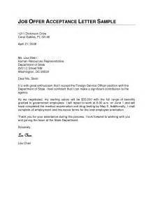format of offer letter acceptance best template collection