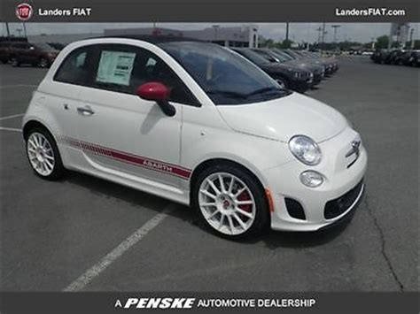 buy new 7 new 2013 fiat abarth cabrios all at 8 000