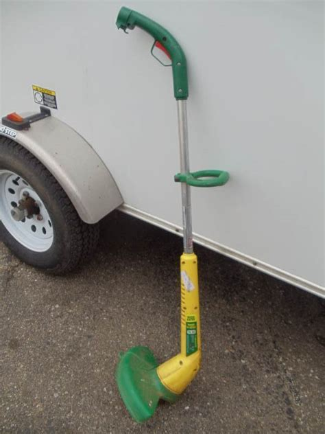 weed eater twist n edge manual k c auctions shakopee enclosed trailer and more in