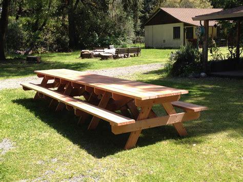 picnic table designs plans  ideas