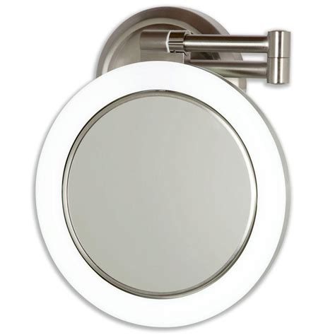 bathroom mirrors with magnification lighted bathroom wall mirror cheap mirror magnifying