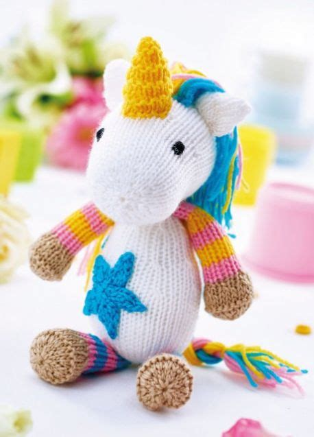 knitting pattern unicorn free unicorn knitting patterns patterns knitting bee 3