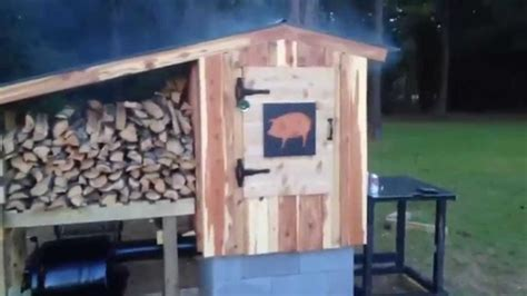 how to build a house how to build a smokehouse my sowbelly bbq smokehouse