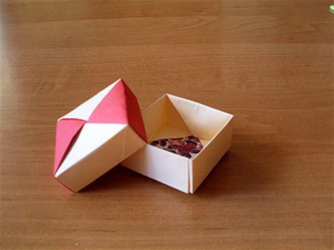 Origami Square Box - square box origami by happy96 on deviantart