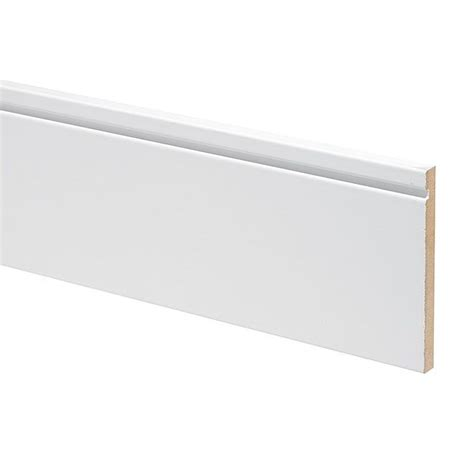 Rona Crown Molding Mdf Contemporary Baseboard Rona 8 97 8 1 2 Quot X5