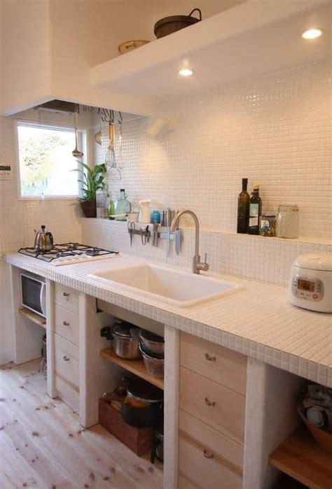 cocinas hechas de obra insp 237 rate con estas cocinas r 250 sticas de obra estreno casa