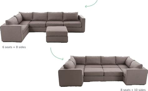 lovesac miami lovesac awesome 6 seats 8 sides expand to 8