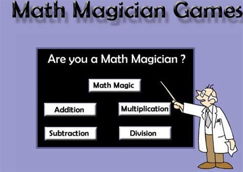 Mat Magician jerome math magician