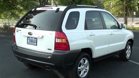 Used 2006 Kia Sportage For Sale 2006 Kia Sportage Ex 1 Owner Stk P6195 Www