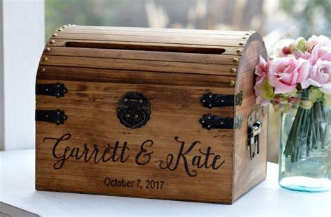 Wedding Card Box With Slot