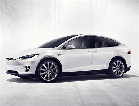 Tesla Suv Price Tag Tesla Unveils The Model X The World S Range