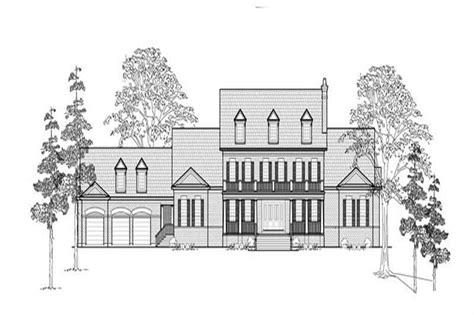 luxury colonial house plans colonial luxury house plans house design ideas