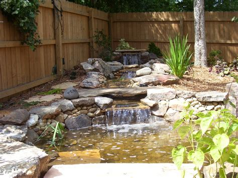 Pet Memorial Water Feature Eclectic Landscape Pet Memorial Garden Ideas