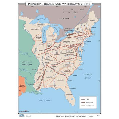 united states map 1840 maps us map 1840