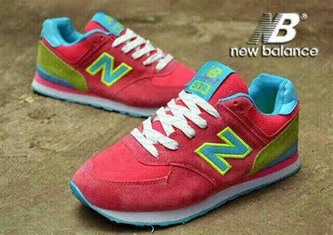Harga Sepatu New Balance Warna Pink jual sepatu new balance 574 original gudang sepatu
