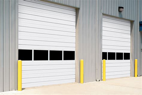 sectional overhead doors commercial garage doors overhead door mt vernon