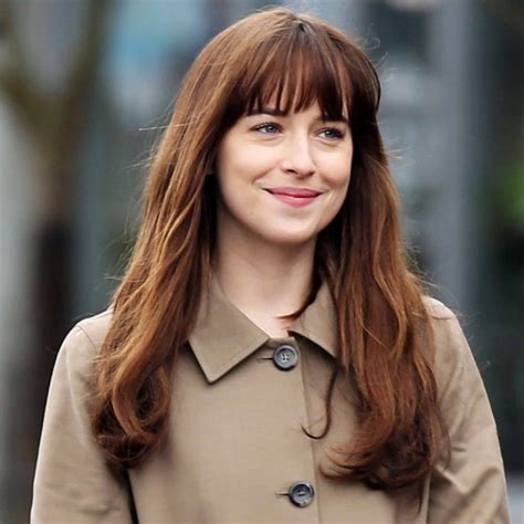 what kind of haircut does dakota johnson 5 haircuts that have got us shook tongue in chic
