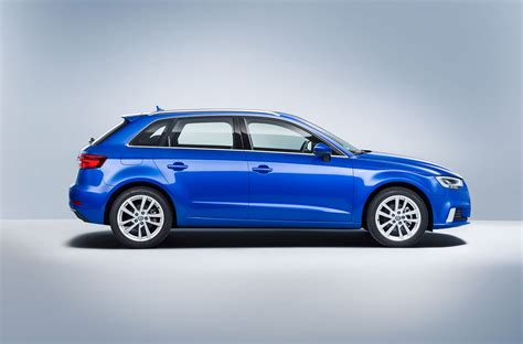 Audi A3 Blau by Audi A3 S Line Should You Choose This Trim Parkers