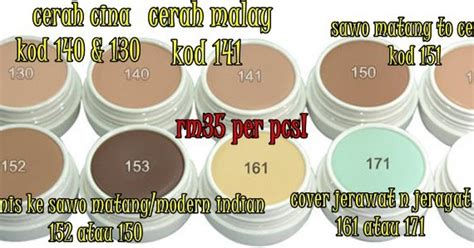 Terlaris Concealer Fondation sofina touch makeup meiko naturactor foundation