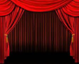 Red curtain clipart clipart kid
