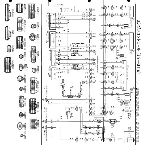 3sgte wiring harness 20 wiring diagram images wiring