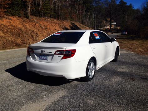 2012 toyota camry sport 2012 toyota camry se sport limited edition