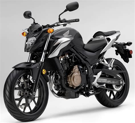 2017 Honda Cb500f Review Of Specs Changes