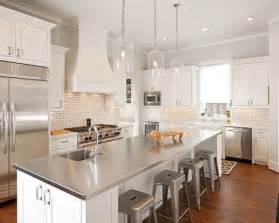 Steel countertops home design ideas pictures remodel and decor