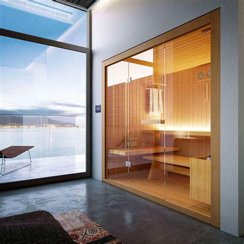 glas sauna rope sauna saunas glass 1989