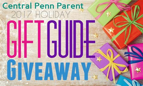 Local Contests And Giveaways 2017 - 2017 central penn parent holiday gift guide and giveaway coming soon central