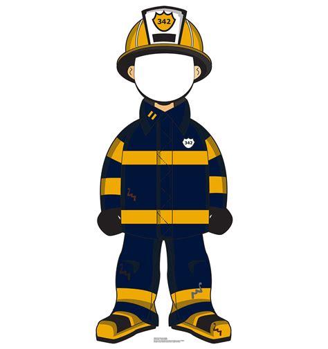 cartoon cutouts cartoon ankaperla com cartoons fireman stand in life size cardboard cutout