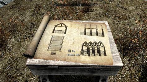drafting table skyrim the elder scrolls v skyrim hearthfire screenshots for
