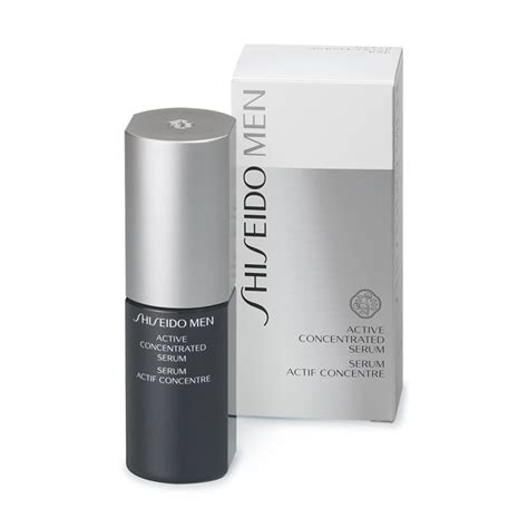 Serum Shiseido shiseido active concentrated serum 50ml 1 7oz for