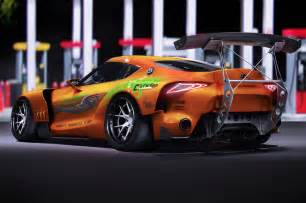 Fast And Furious Renders Bring Cars From The Fast And The Furious Up To
