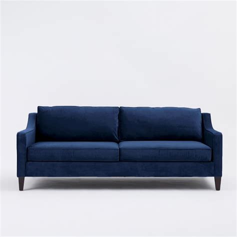 navy sleeper sofa houseofaura navy sleeper sofa navy blue sleeper