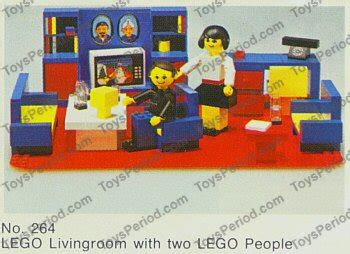 Box Makeup P P 30cm L 20cm T 24cm lego 264 1 living room set with 2 figures set parts