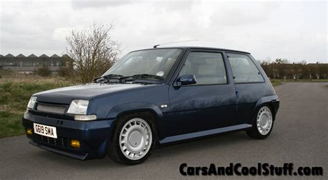 renault 5 turbo renault 5 gt turbo raider 2 for sale uk in swindon cars