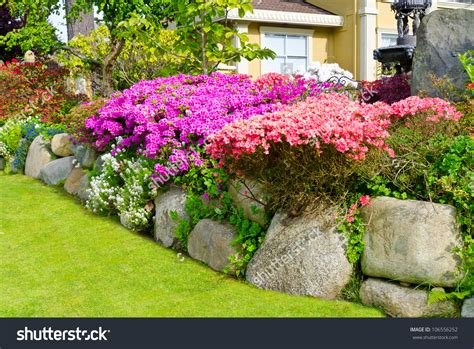 landscape design ideas front of house small flower bed ideas for garden beautiful design home front of interior house
